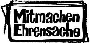 Bildergebnis für mitmachen ehrensache logo