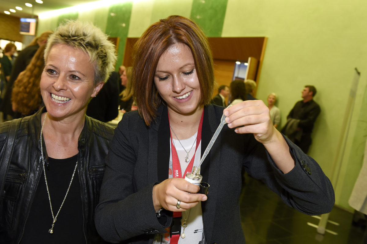 PLW 2015: Impressionen vom Get-Together.